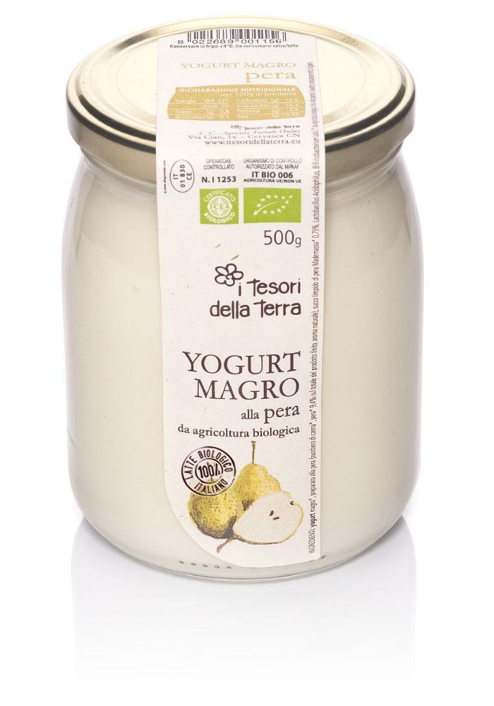 ITesoridellaTerra_yogurt-magro-biologico_500g-pera